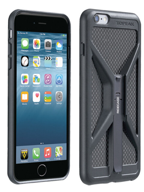 Topeak RideCase für iPhone 6+/6S+/7+ mit Halter schwarz